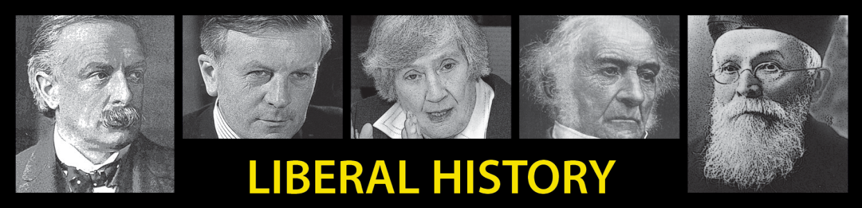 Liberal History Banner