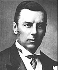 Portrait of Joseph Chamberlain