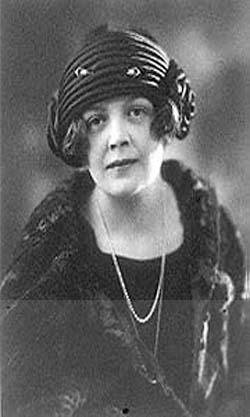 Portrait of Megan Lloyd George