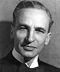 Portrait of Archibald Sinclair