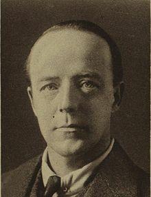 Portrait of Walter Runciman