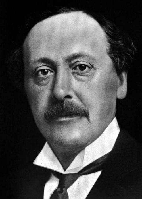 Portrait of Herbert Gladstone