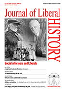 Cover of Journal of Liberal History 45
