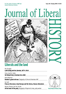 Cover of Journal of Liberal History 46