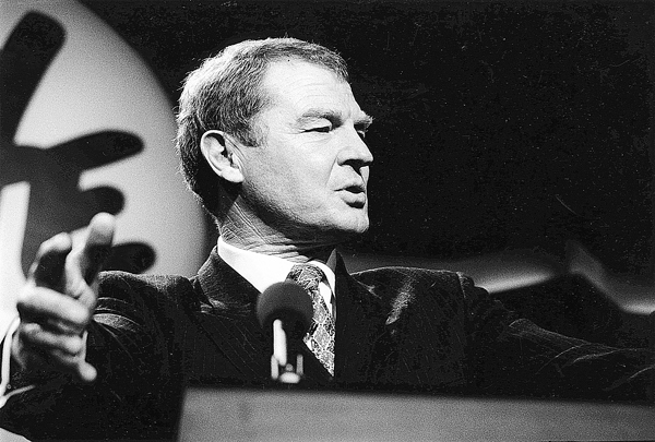 Paddy Ashdown 1941–2018