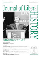 Cover of Journal of Liberal History 102