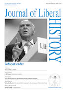 Cover of Journal of Liberal History 104