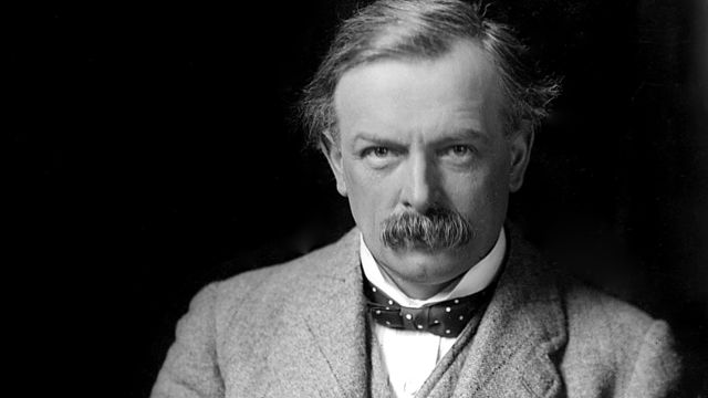 Lloyd George and Spanish Flu: In Sickness and in Health