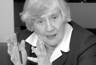 Remembering Shirley Williams