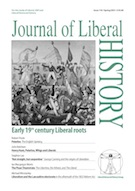 Cover of Journal of Liberal History 110 – Special issue: Early nineteenth-century Liberalism
